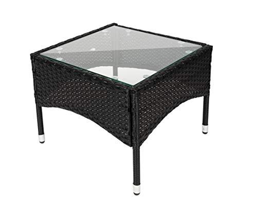 MT MALATEC Gartenmöbel Sitzgruppe Sofa Polyrattan Gartenset Tisch 11965 - 4