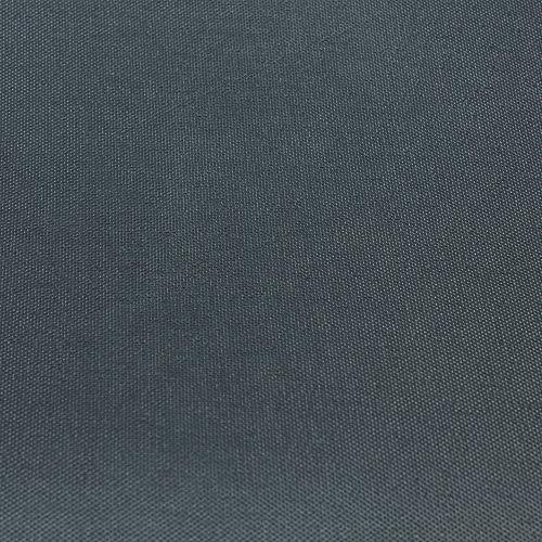 Hentex Cover Loungemöbel Abdeckhaube für L-Form Sofas,Wasserdichtes Atmungsaktives TPU Gewebe Abdeckhaube für Gartenmöbel ,Wasserdicht Schutz vor Wind UV schützende (Grau (235 * 235 * 100W*70H cm) - 7