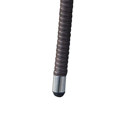 Outsunny 7 TLG. Polyrattan Gartenmöbel Rattan Gartenset Sitzgruppe Garnitur Essgruppe inkl. Kissen 6 Personen Braun+Creamweiß 150 x 80 x 74 cm - 8