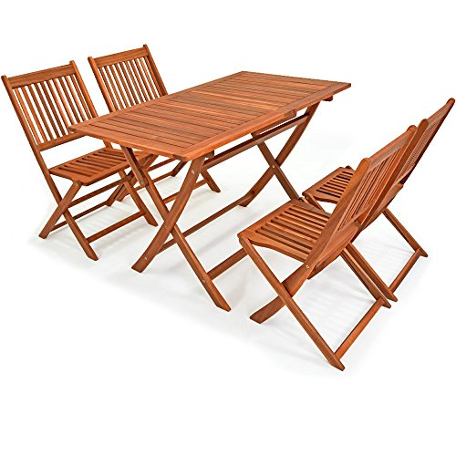 Deuba Sessel, Gartenmöbel, Holz, Eukalyptus, Akazienholz, Modell nach Auswahl