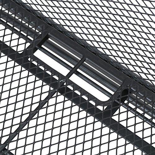 greemotion Loungeset Toulouse eisengrau/grau, Eckbank mit Tisch für In- und Outdoor, Bank mit Rückenverstellung, pflegeleichtes Streckmetallgestell, Sitzelemente einfach umzustellen, ca. 5 Sitzplätze - 13