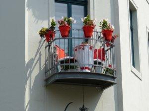 balkonmöbel kleiner balkon